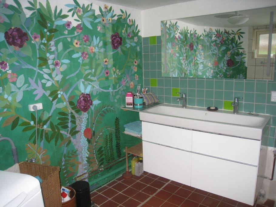 chinese bathroom design