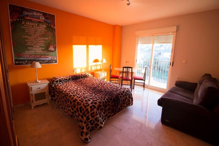 Chalet soleado cerca de granada 2 - Las Gabias - Casa