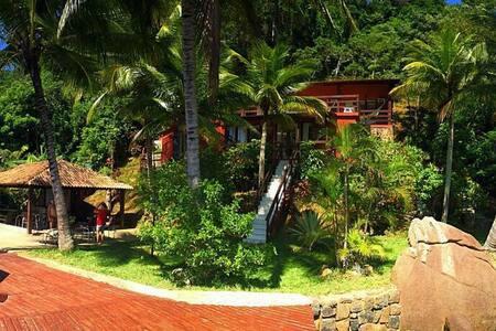 Casa de veraneio em Ilha Grande
