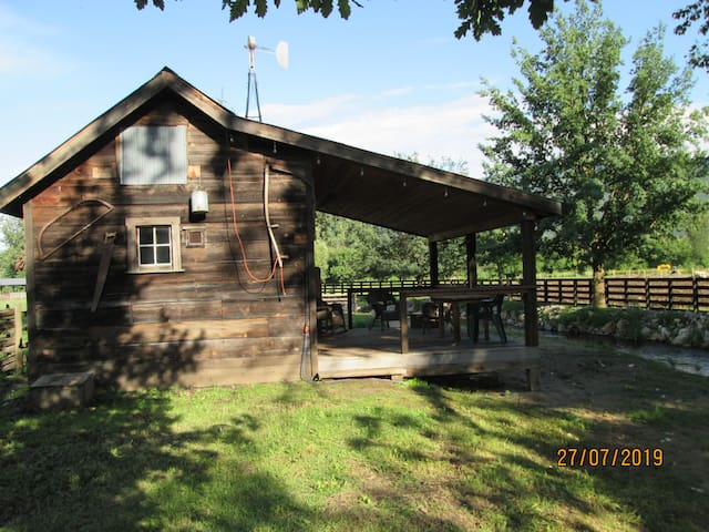 Palmer Creek Ranch Cottage