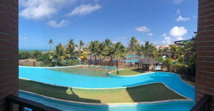 Apartamento Acqua Beach Park Resort
