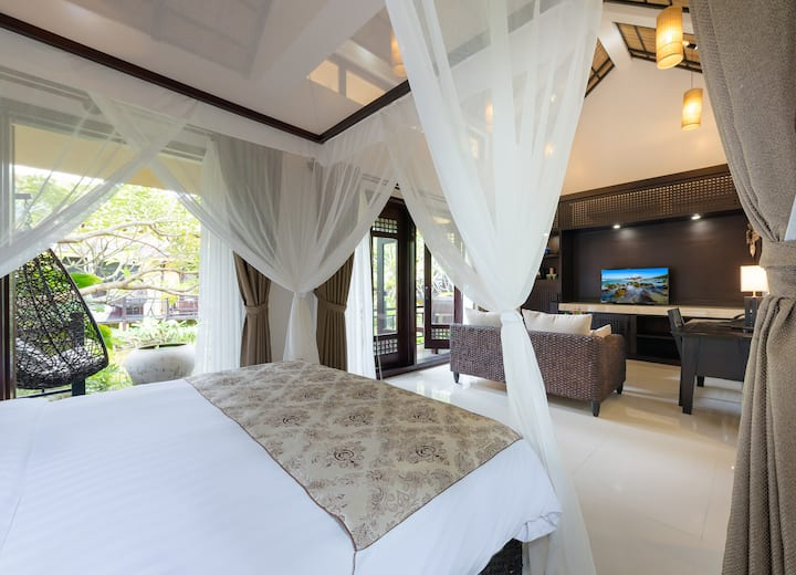 Villa King Bed 4* Onsen & Foot Massage Inclusive
