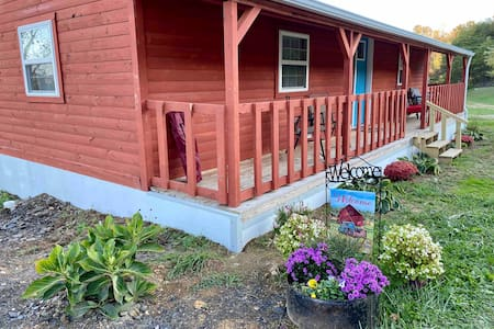 The Cabin at Fox Hollow Haven