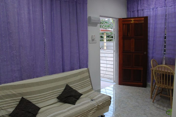 SPACIOUS 2 BEDROOM HOUSE (KRISTINA'S HOUSE)