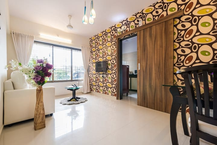 Stylish & Cozy 1 BHK apartment