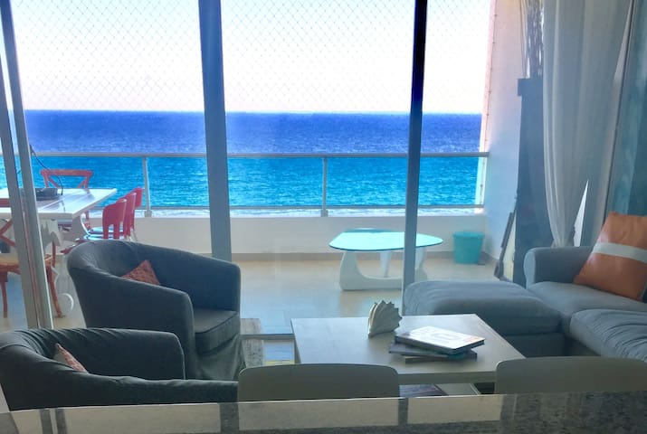 Beautiful 2BedR+2bath @ Marbella Towers Juan Dolio - Playa Juan Dolio - Flat