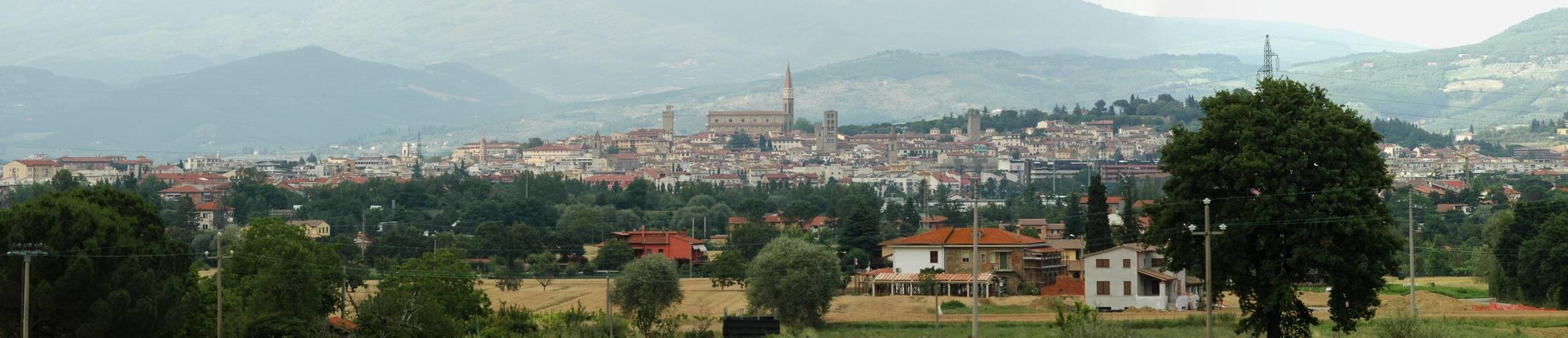 Appartamento in Agriturismo Villalba Arezzo