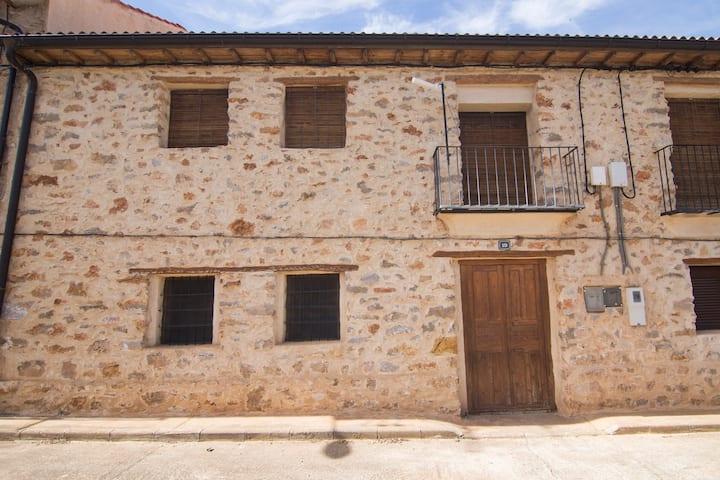 Alojamiento rural en Ojos Negros (Teruel)