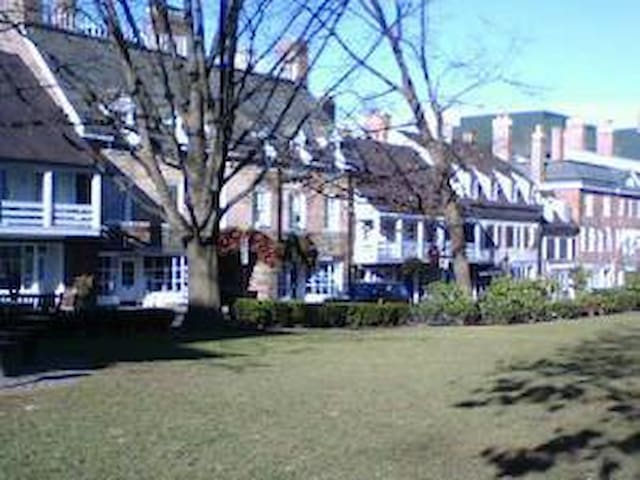 Upscale studio in heart of Princeton - Princeton - Appartement en résidence