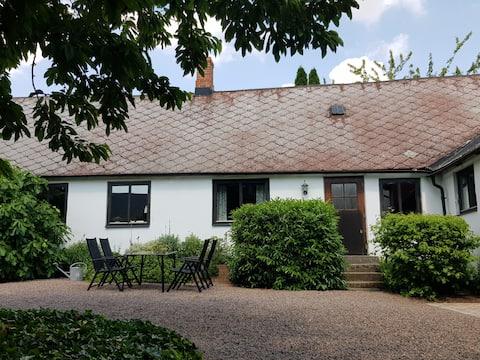 Private apartment in farm house