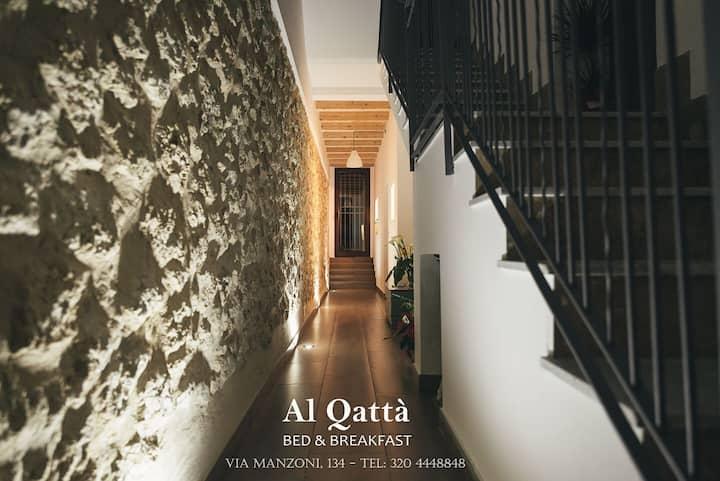 Centro Sicilia con vista, Al Qatta B&B