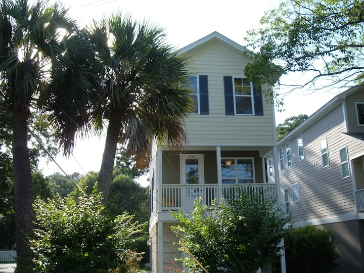 Light, Bright & Spacious Home on St. Simons!