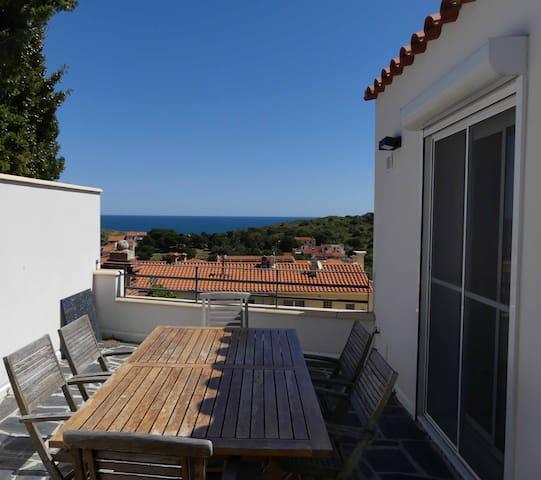 Belle villa vue panoramique
