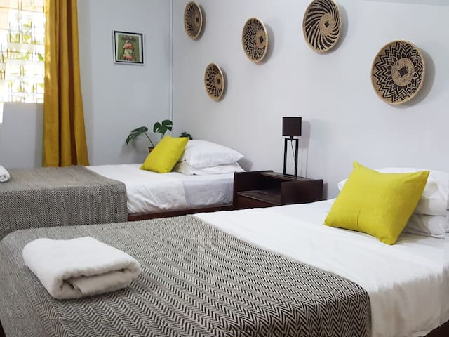 Orchid Garden Apartment  -2 bedrooms