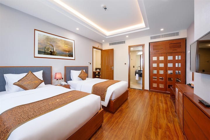 Private Suite_2 beds for 02 paxs-Da Nang,Vietnam