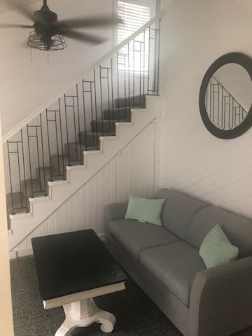 Sitting Room with Pull out Couch