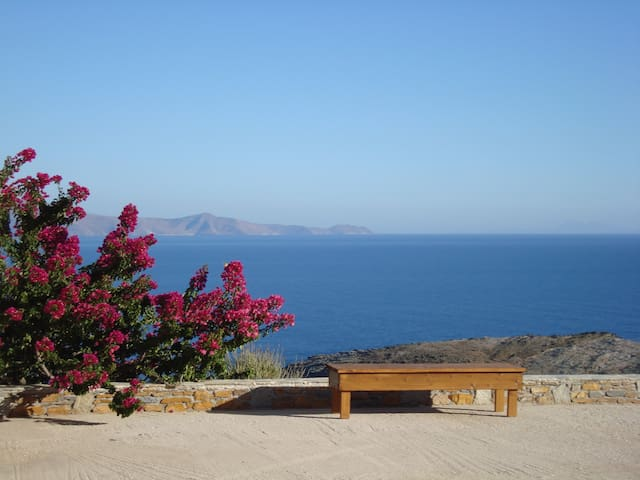 """Wide sea"" Maisonette - Kithnos - Villa"