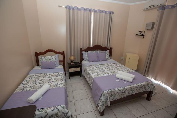 Apartamento de Casal + 1 Solteiro