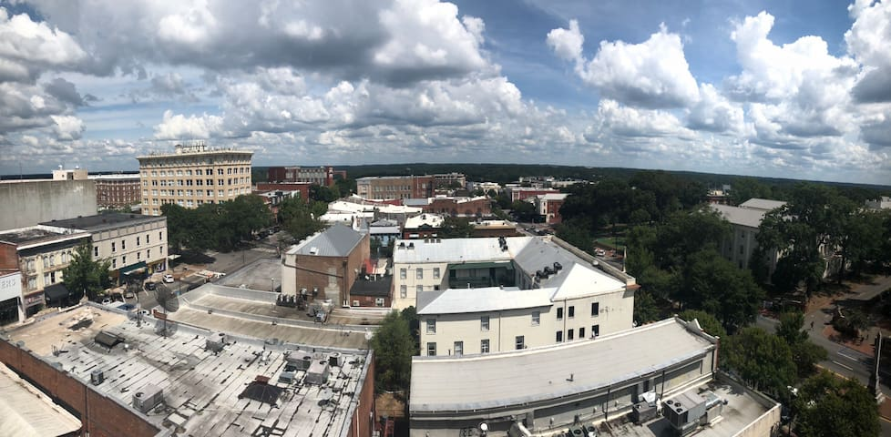 9th Floor Penthouse Loft in Downtown Athens