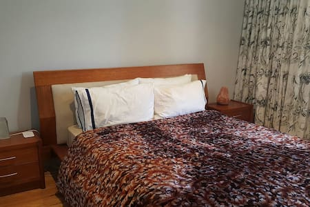 Comfy 1 bedroom plush ensuite - House