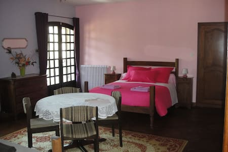 Chambres d'hôtes La Bastide de Villenave.40110. - Villenave - 宾馆