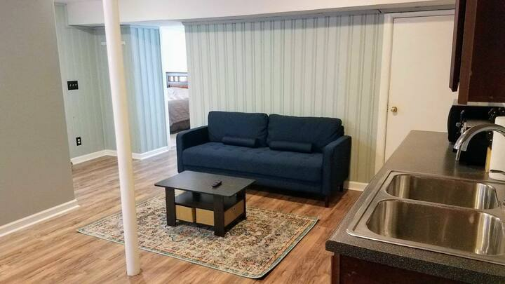 Cozy & Private 2BR in Heart of Huntsville!