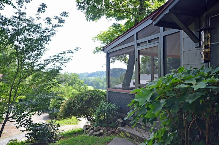 Valley View Cottage - Bryson City - Kulübe