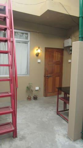 The Homestead B & B_Room 3