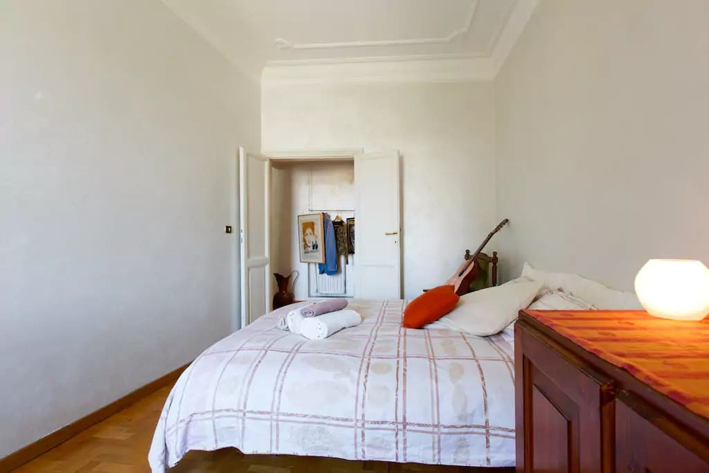 Double big room with sitting area and great view