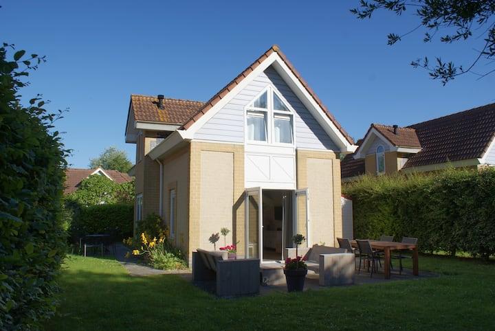 Vrijstaand Vakantiehuis Zeeland Banjaardstrand