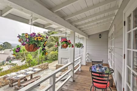 Charming 2BR Aptos Cottage w/Private Deck - Aptos