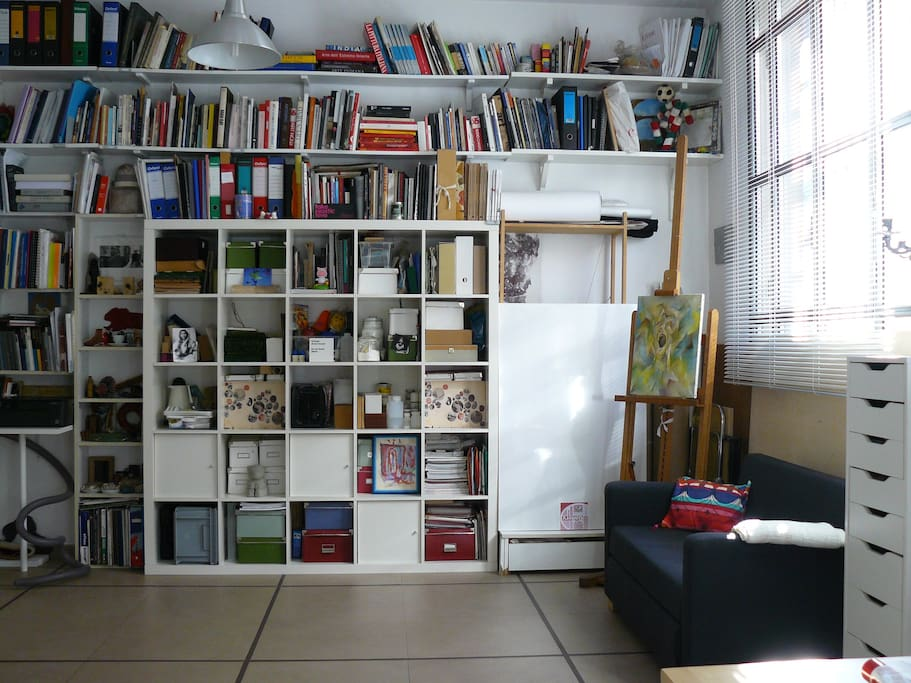 openspace-living with room sofa and TV