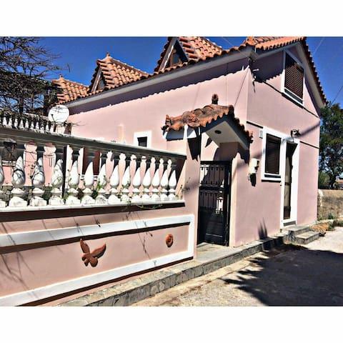 New built house with yard(Repanidi)