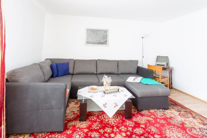 Zuhause im Frankenwald - Wohnung Viceburg