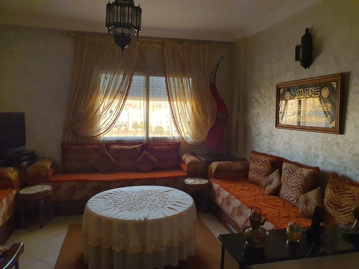 Lovely Apartment In The Heart Of Agadir.