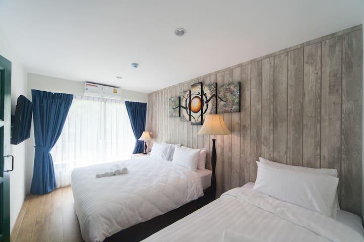 Anchan Laguna Hotel : โรงแรมอัญชันลากูน่า ขอนแก่น