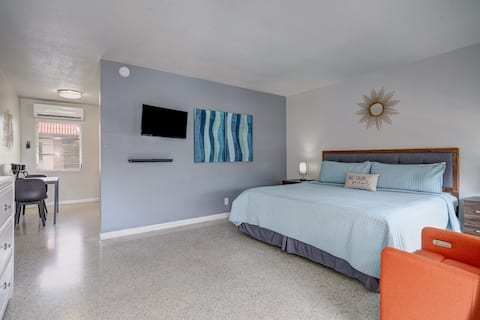 Studio King Suite -Lovely and comfortable