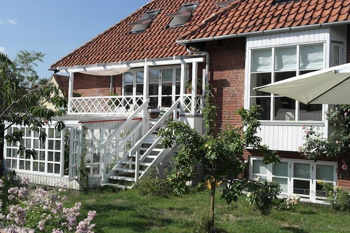 B&B Rosa, 1 dobbeltværelse tæt på København