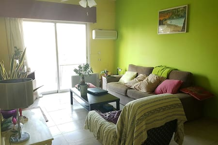 Room in tourist area by the beach. - Agios Tychon - Wohnung