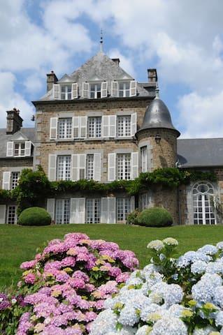 Suite Neapolitano au Château La Rametière
