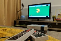 NES console! Play Mario and all classic games and relive your childhood memories!