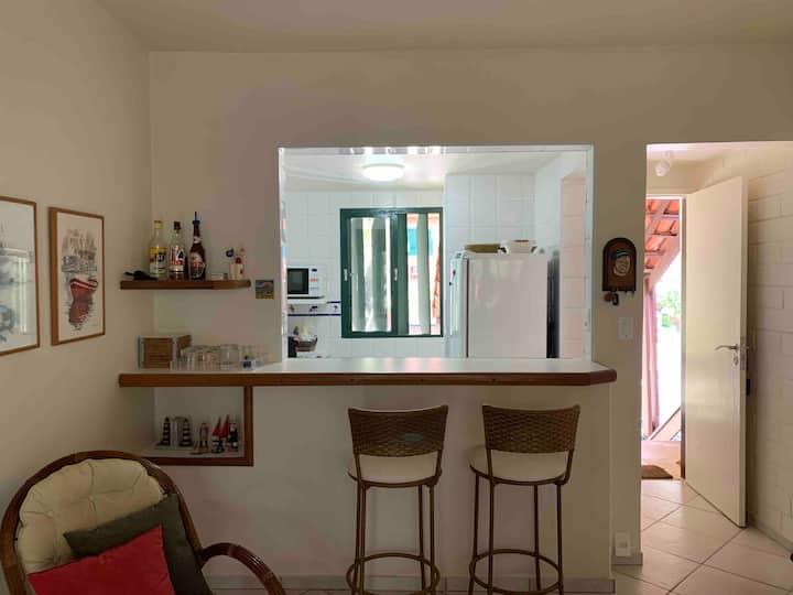Apartamento em  Barra do Una Condomínio fechado