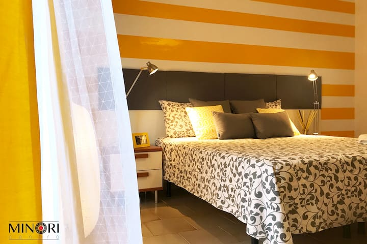 #Yellow - Double Bed