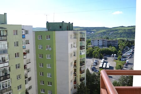 Cosy flat available during Untold Festival - Cluj-Napoca