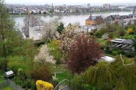 Zwei Gästezimmer & Rheinblick Koblenz Pfaffendorf - Koblenz