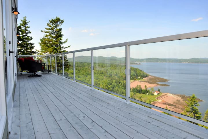 Sky - The most beautiful views in New Brunswick! - Chamcook - Hus