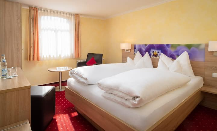 Hotel Post, (Laichingen-Feldstetten), Comfort Doppelzimmer