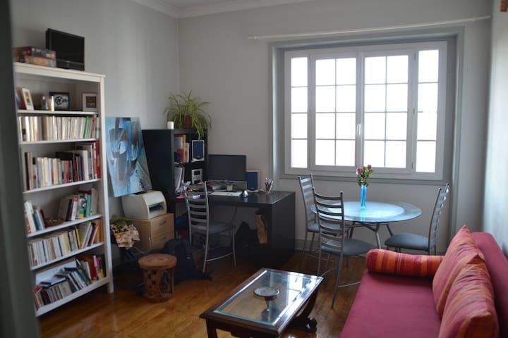 Charmant appartement 50m2 Garibaldi - Lyon - Apartamento