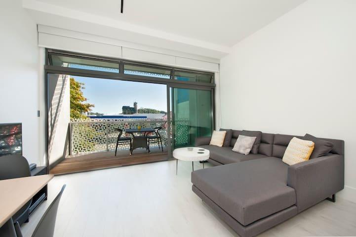 City Terrace Apartment