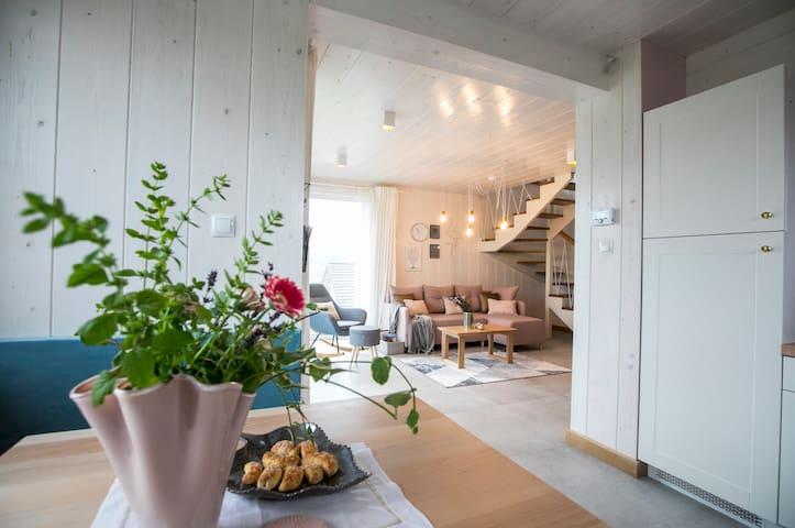 TABASZÓWKA - Apartament No 5 - 2 sypialnie